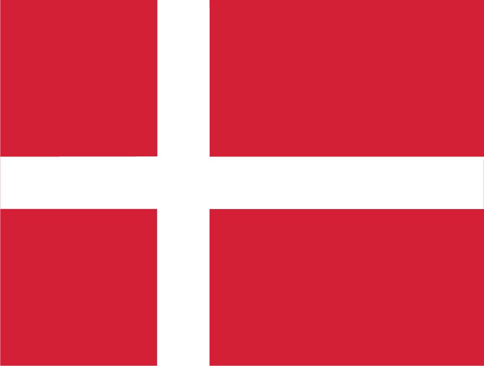 Denmark (flag from Norden.org, CC BY-NC-SA 4.0)
