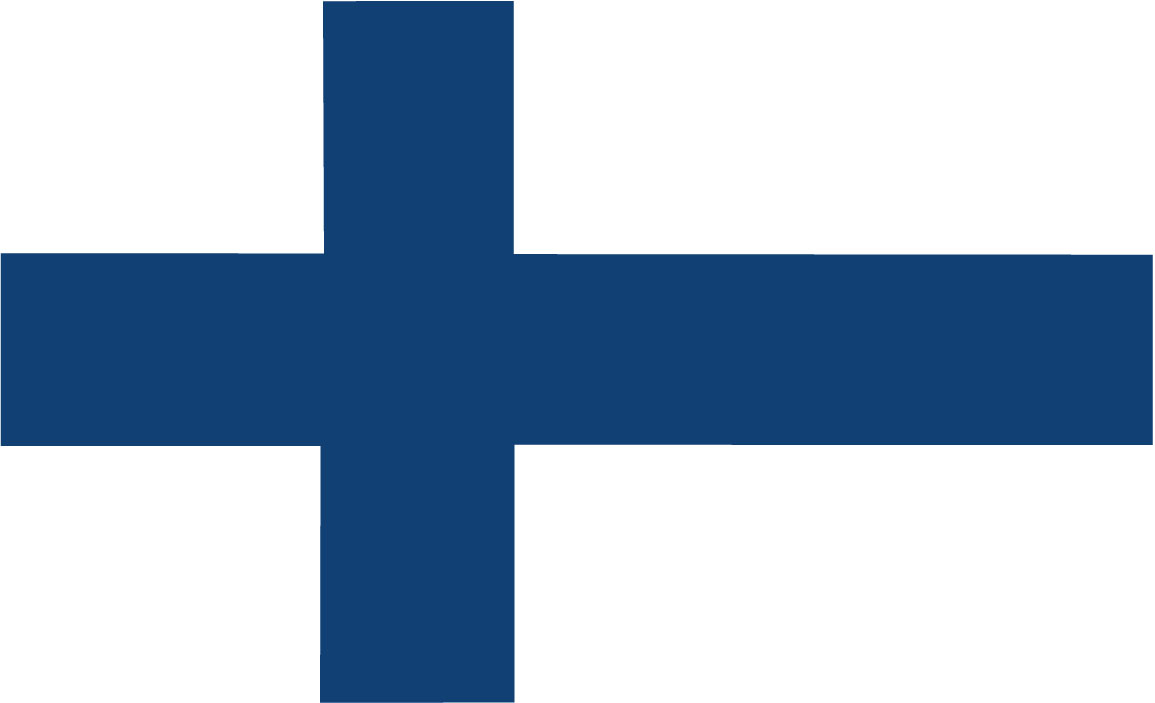 Finland (flag from Norden.org, CC BY-NC-SA 4.0)